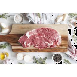 Photo of Cherry Tree Organics Beef Chuck Steak