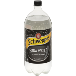 Photo of Schweppes Soda Water 2l
