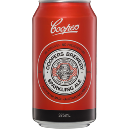 Photo of Coopers Sparkling Ale Can