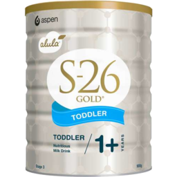 Photo of S-26 Gold Alula Toddler 900gm
