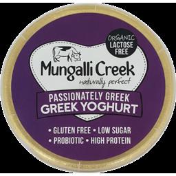 Photo of Mungalli Creek Yoghurt - Greek Style With Passionately Pasionfruit