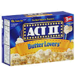 Photo of Act Ii Butter Lover
