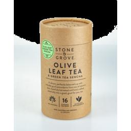 Photo of S&G Olv Leaf Tea Energy 32gm
