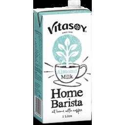 Photo of Vitasoy Milk Almond Home Barista 1l