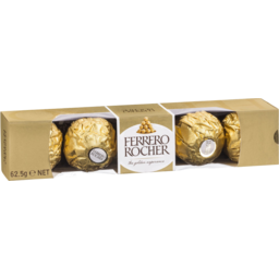 Photo of Ferrero Rocher T5 62.5g