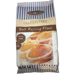 Photo of Yes You Can Self Raising Flour Gluten Free (500g)