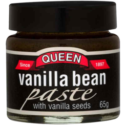 Photo of Queen Vanilla Bean Paste 65gm