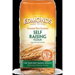 Photo of Edmonds Flour Self Raising 1.25kg