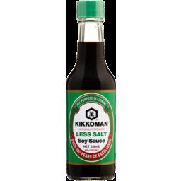 Photo of Kikkoman Less Salt Soy Sauce 250 Ml