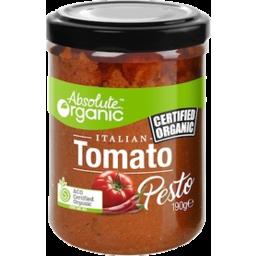 Photo of Absolute Organic Pesto Rosso 190g