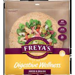 Photo of Freya's Wraps Dw Seed/Grain 350g