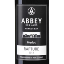 Photo of Abbey Cellars Rapture Merlot 750ml