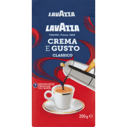 Photo of Lavazza Crema E Gusto Classico Ground Coffee 250g