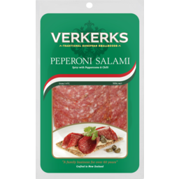 Photo of Verkerks Salami Pepperoni 100g