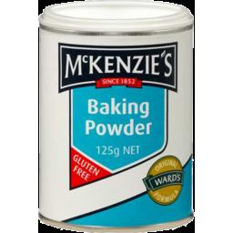 Photo of Mckenzies Baking Powder 125gm