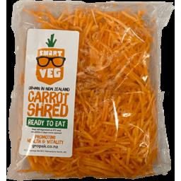 Photo of Smart Veg Shredded Carrots 250g