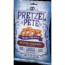 Photo of Pretzel Pete Caramel Mini Twis 100gm