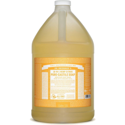 Photo of Dr Bronner's Pure-Castile Liquid Soap - Citrus