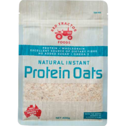 Photo of R/Tractor Protein Oats 750g