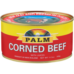 Photo of Palm Corned Beef With Juices 326g