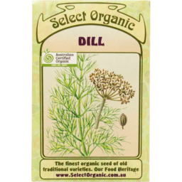 Photo of Select Organic Seeds - Dill 350 seeds