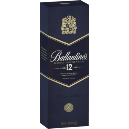 Photo of Ballantine's 12yo Scotch Whisky