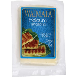 Photo of Waimata Cheese Haloumi Traditional 190g