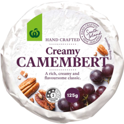 Photo of WW Camembert 125g