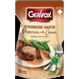 Photo of Gravox Liq Peppercrn W Crm 165gm
