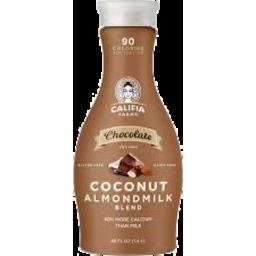 Photo of Califia Farms Almond & Coconut Milk Blend Chocolate 750ml