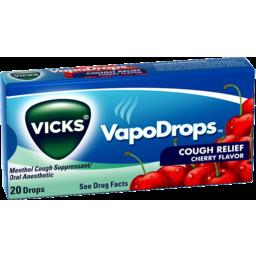 Photo of Vicks Cough Drops Cherry