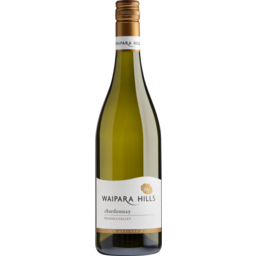 Photo of Waipara Hills Chardonnay 750ml