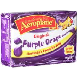 Photo of Aeroplane Jelly Purple Grape 85g