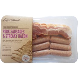 Photo of Heartland Hearty Breakfast Pork Pack