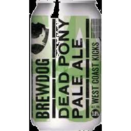 Photo of Brewdog Dead Pony Club Pale Ale Cans