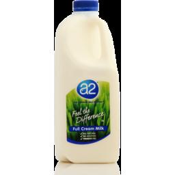 Photo of A2 Milk Full Cream 2lt