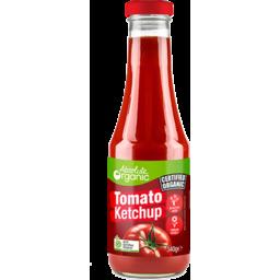 Photo of Absolute Organics Tomato Ketchup 340g