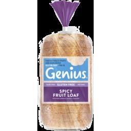 Photo of Genius Gluten Free Spicy Fruit Loaf 400g