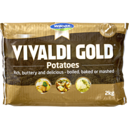 Photo of Potatoes Vivaldi Gold New Season2kg
