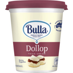 Photo of Bulla Thick Cream 200ml