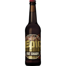 Photo of Epic Fat Shady Extra Stout Ale 330ml