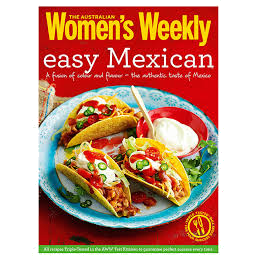 Photo of Aust Womens Weekly Easy Mexican