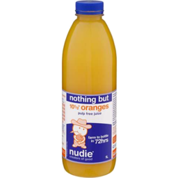 Photo of Nudie Orange Juice P/Free 1lt