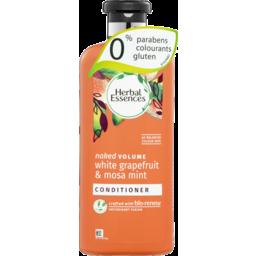 Photo of Herbal Essences Bio:Renew Naked Volume Conditioner White Grapefruit & Mosa Mint 400ml