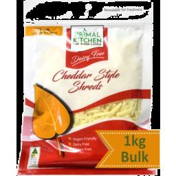 Photo of Primal Kitchen Dairy Free Mozzarella Shreds 200g