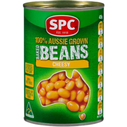 Photo of Spc Baked Beans Cheesy Cheese 425g