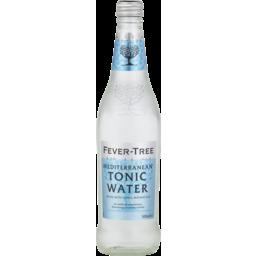 Photo of Fever Tree Mediterranean Tonic Water Bottles