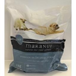 Photo of Maranui Petfood Beef 1kg