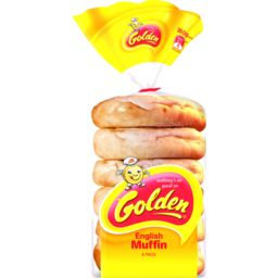 Photo of Golden Muffins English 6 Pack