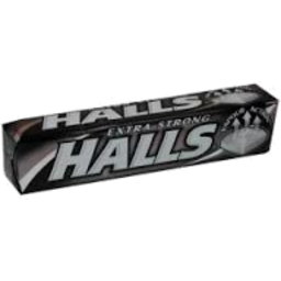 Photo of Halls Extra Strong